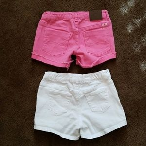 Old Navy and Lucky brand shorts